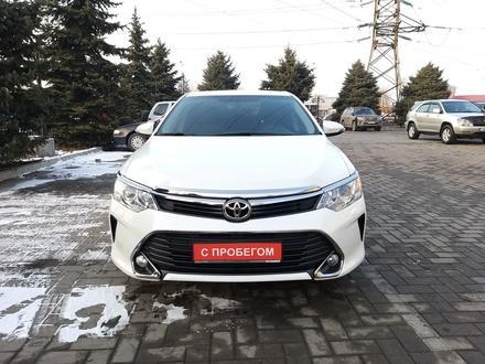 Toyota Camry 2017 года за 10 000 000 тг. в Алматы – фото 2