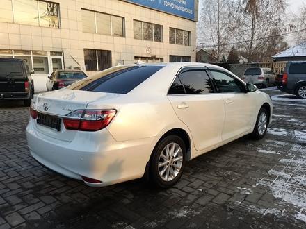 Toyota Camry 2017 года за 10 000 000 тг. в Алматы – фото 4