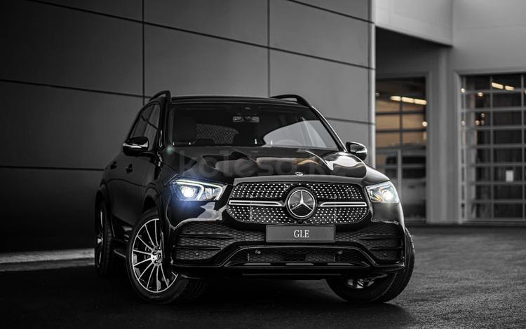 Mercedes-Benz GLE 450 2021 года за 50 000 000 тг. в Нур-Султан (Астана)