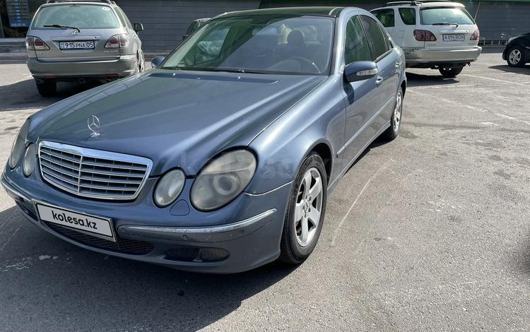 Mercedes-Benz E 320 2004 года за 3 950 000 тг. в Алматы