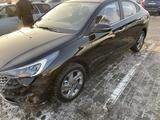 Hyundai Accent 2021 года за 8 200 000 тг. в Алматы – фото 3