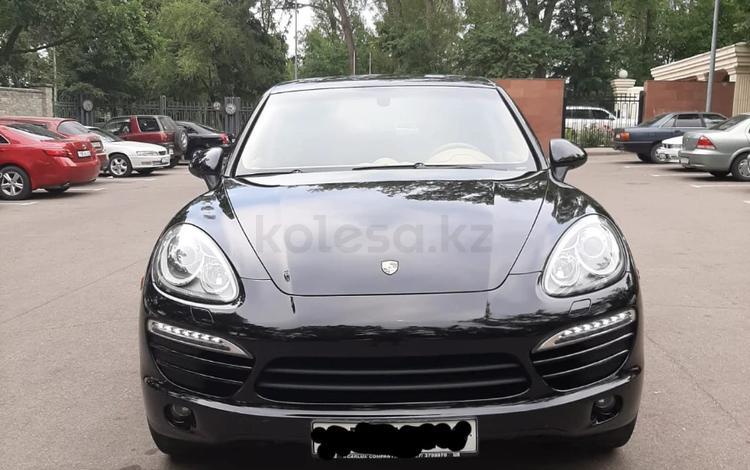 Porsche Cayenne 2012 года за 13 000 000 тг. в Алматы