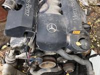 Двигатель мерседес w210 3.2 за 250 000 тг. в Павлодар