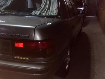 Toyota Carina II 1992 года за 1 800 000 тг. в Талгар – фото 28
