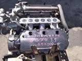 Двигатель 6G74 на 3 мицубиси паджеро объём 3.5 за 650 000 тг. в Алматы – фото 4