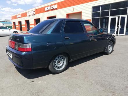 ВАЗ (Lada) 2110 (седан) 2007 года за 750 000 тг. в Шымкент – фото 2