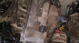 Nissan presage 2.4 литра двигатель к24 u30 в Алматы