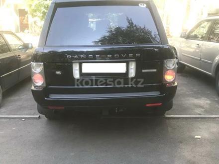 Land Rover Range Rover 2006 года за 6 600 000 тг. в Алматы – фото 4