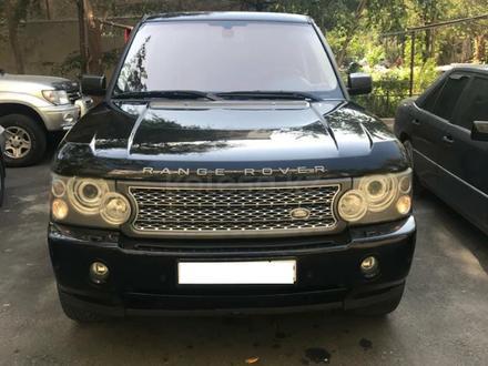 Land Rover Range Rover 2006 года за 6 600 000 тг. в Алматы – фото 6