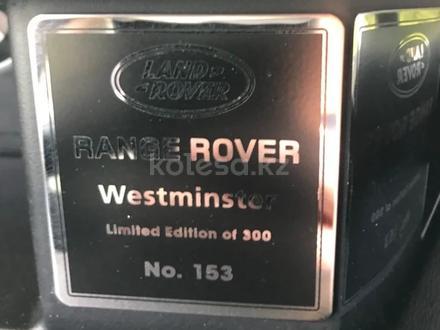 Land Rover Range Rover 2006 года за 6 600 000 тг. в Алматы – фото 7