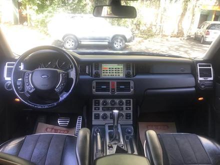 Land Rover Range Rover 2006 года за 6 600 000 тг. в Алматы – фото 8
