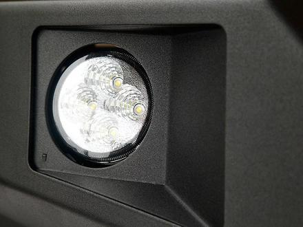 Бампер РИФ передний Jeep Wrangler JK 2006 + с доп… за 215 000 тг. в Алматы – фото 4