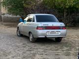 ВАЗ (Lada) 2110 (седан) 2004 года за 700 000 тг. в Костанай – фото 4