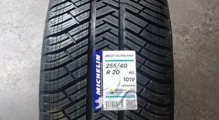 255-40-20 перед, зад 295-35-20 Michelin Pilot alpin4 за 130 000 тг. в Алматы