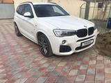 BMW X3 2015 года за 12 500 000 тг. в Атырау