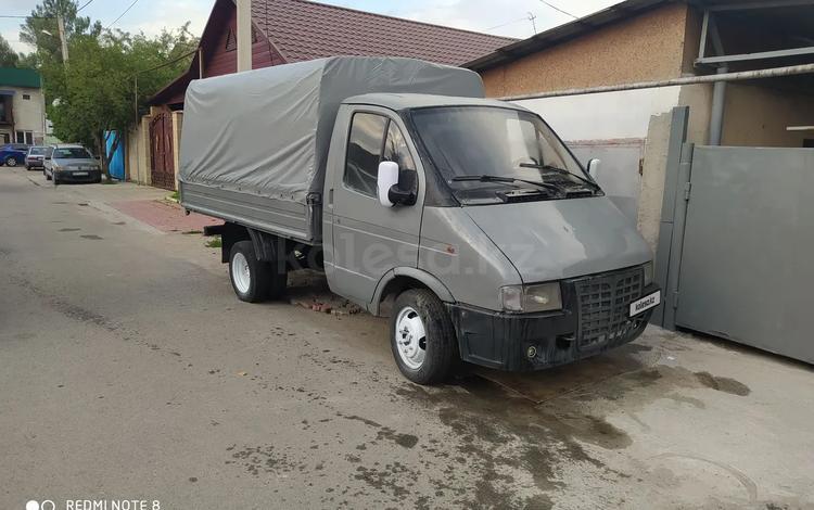ГАЗ ГАЗель 1998 года за 1 500 000 тг. в Алматы