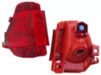 Фонарь в задний бампер lx450d LX570 15 — RH за 37 500 тг. в Алматы