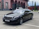 Mercedes-Benz S 500 2015 года за 23 700 000 тг. в Алматы