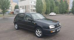Volkswagen Golf 1992 года за 1 100 000 тг. в Нур-Султан (Астана)