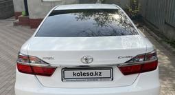 Toyota Camry 2014 года за 9 900 000 тг. в Алматы – фото 4