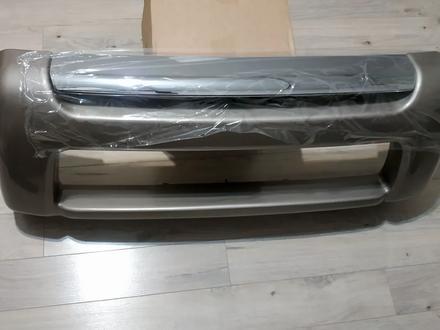 Накладка на бампер, губа, дополнительный тюнинг, рамка за 40 000 тг. в Алматы – фото 5