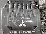 Двигатель на Митсубиси Аутлендер XL 6 B 31 объём 3.0… за 850 000 тг. в Алматы