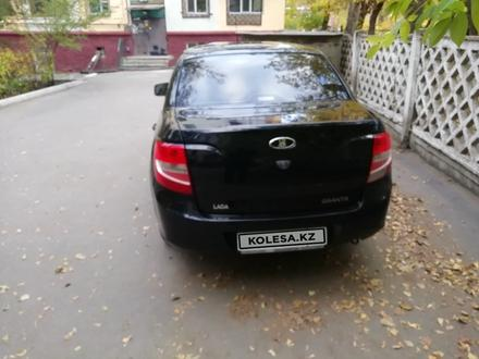 ВАЗ (Lada) 2190 (седан) 2013 года за 2 400 000 тг. в Темиртау – фото 4