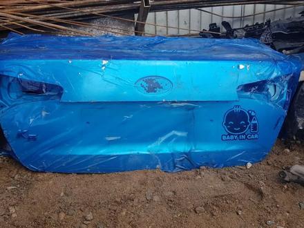 Киа оптима к5 кришка багажник за 70 000 тг. в Алматы