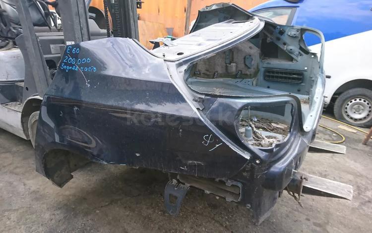 Задняя часть кузова на БМВ е60 за 200 000 тг. в Алматы