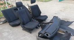 Салон мерс 210 панель сиденья обшивка за 80 000 тг. в Шымкент – фото 2