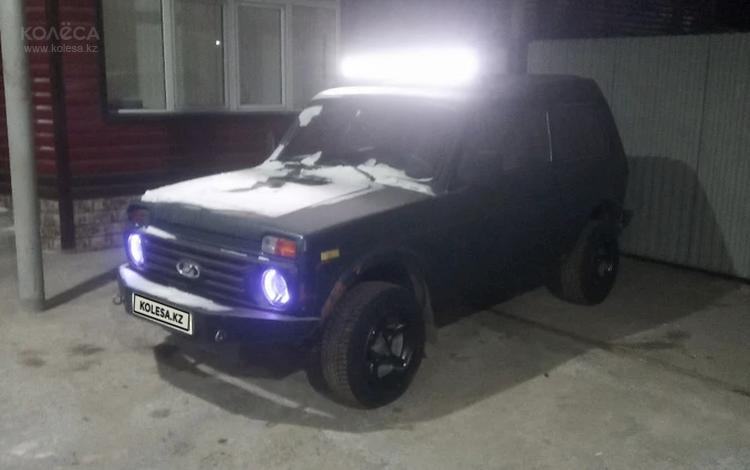 ВАЗ (Lada) 2121 Нива 2004 года за 1 570 000 тг. в Алматы