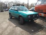 Volkswagen Golf Country 1991 года за 2 500 000 тг. в Алматы – фото 2