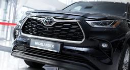 Toyota Highlander Luxe 2021 года за 33 000 000 тг. в Алматы – фото 4