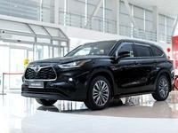 Toyota Highlander Luxe 2021 года за 33 000 000 тг. в Алматы