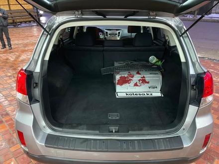 Subaru Outback 2009 года за 5 400 000 тг. в Шымкент – фото 27