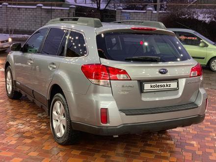 Subaru Outback 2009 года за 5 400 000 тг. в Шымкент – фото 7