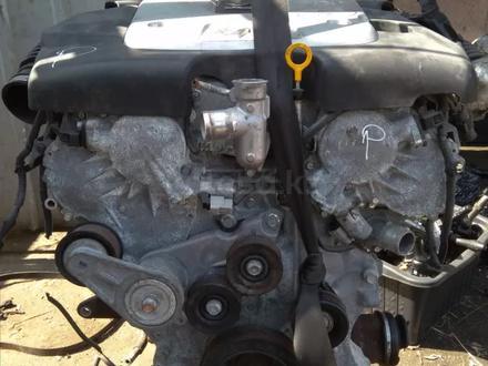 Двигатель VQ35 3.5 в Алматы – фото 3