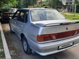 ВАЗ (Lada) 2115 (седан) 2001 года за 650 000 тг. в Талдыкорган – фото 2
