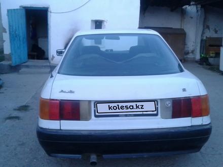 Audi 80 1990 года за 600 000 тг. в Бауыржана Момышулы – фото 5