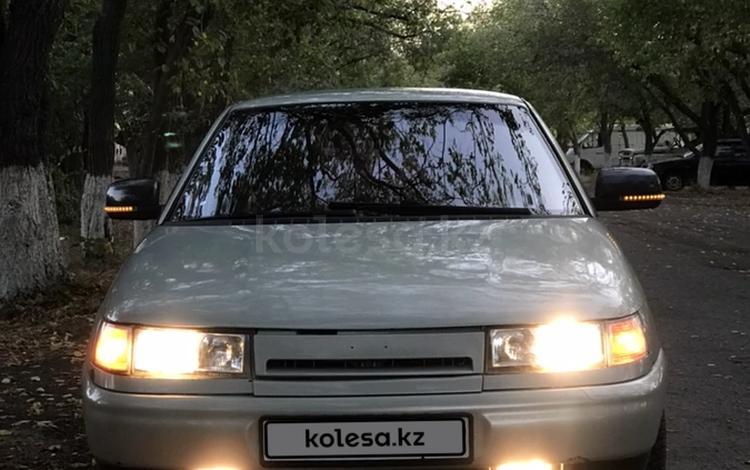 ВАЗ (Lada) 2110 (седан) 2002 года за 950 000 тг. в Караганда