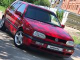Volkswagen Golf 1993 года за 1 600 000 тг. в Петропавловск – фото 2
