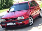 Volkswagen Golf 1993 года за 1 600 000 тг. в Петропавловск – фото 5