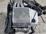 """Двигатель мотор коробка Toyota 1MZ-FE 3.0 л Привозные """"контактны за 89 000 тг. в Алматы – фото 4"""