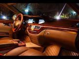 Mercedes-Benz S 350 2007 года за 4 500 000 тг. в Атырау – фото 4