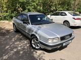 Audi 80 1992 года за 1 270 000 тг. в Нур-Султан (Астана) – фото 4