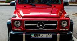 Mercedes-Benz G 55 AMG 2006 года за 17 500 000 тг. в Нур-Султан (Астана) – фото 5