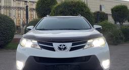 Toyota RAV 4 2013 года за 9 500 000 тг. в Тараз – фото 2