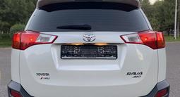 Toyota RAV 4 2013 года за 9 500 000 тг. в Тараз – фото 4