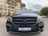 Mercedes-Benz GL 63 AMG 2014 года за 28 000 000 тг. в Алматы – фото 2