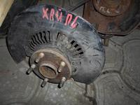 Поворотный кулак левый цапфа со ступицей 43212-48010 на Toyota Highlander за 60 000 тг. в Костанай